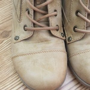 G by Guess Shoes - G by Guess Combat Boots